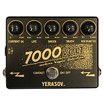 7000-Volt Modern higain distortion Педаль эффектов, Yerasov